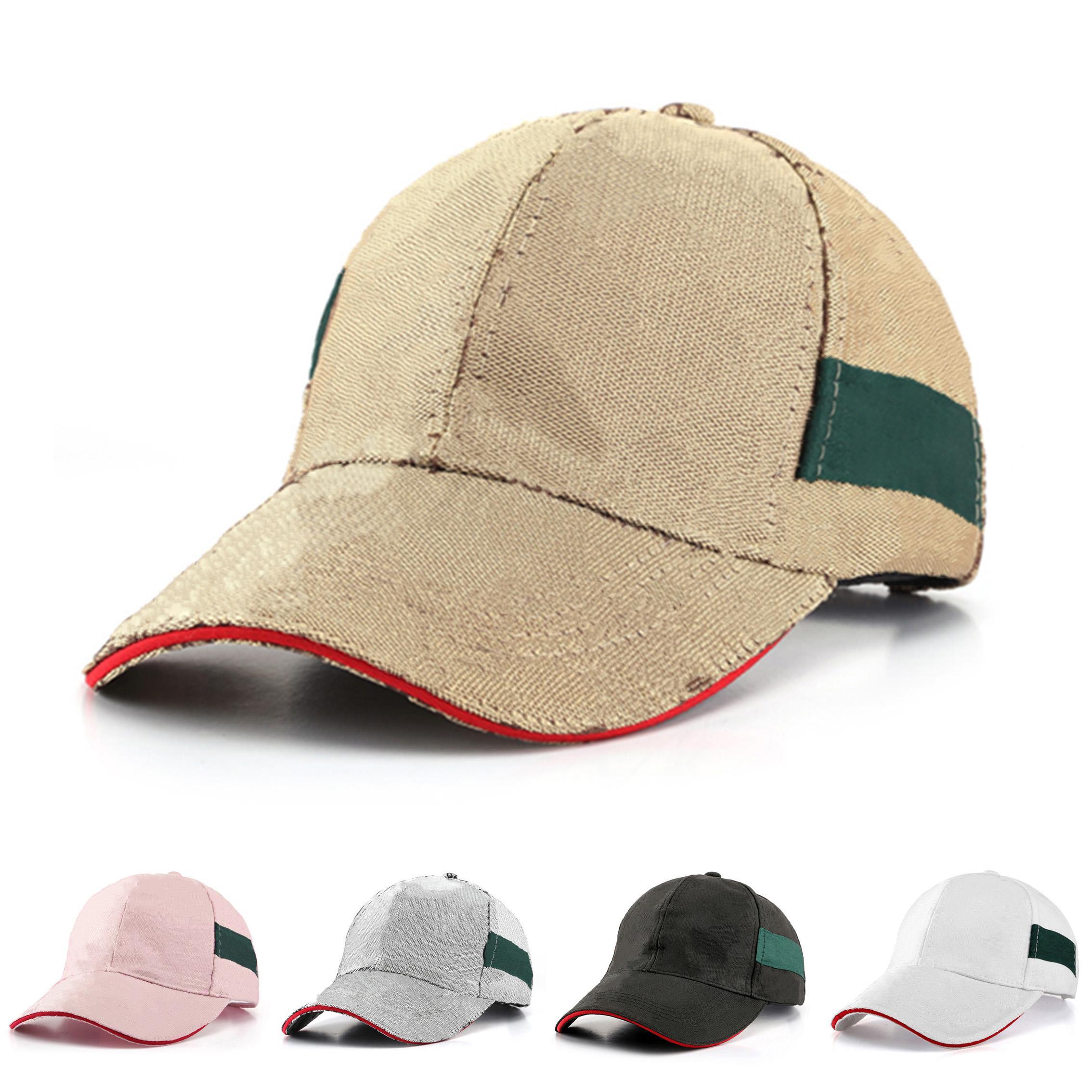 مان قبعات إمرأة القبعات الكبار الأزياء شارع البيسبول قابل للتعديل قبعة قبة الرياضة قبعة قبعات مع رسائل متعددة أنماط اختياري 2021