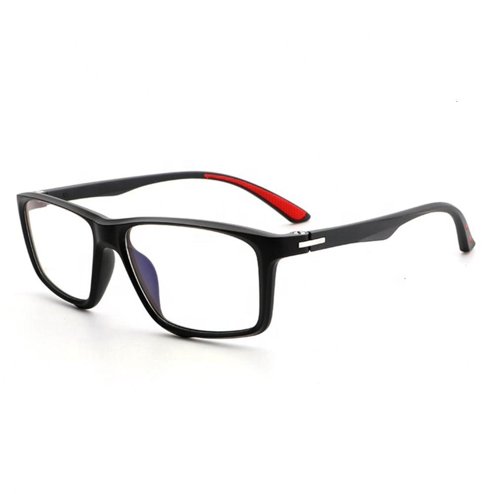 Anti Bloqueio de Filtro Blue Light Computador Telefone Celular Bluelight Vidro Bloqueio Proteção Quadrado Esporte Styl Eyewear