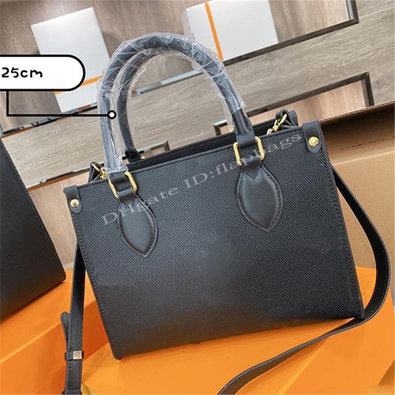 Fashion 2021 Luxo senhoras Senhoras Ombro Clássico OntheGo Bag Flap Noite Compras Cosméticos Crossbody Bandbags Sacos Mulheres Famosas Bolsas De Designer Bolsas Bolsas