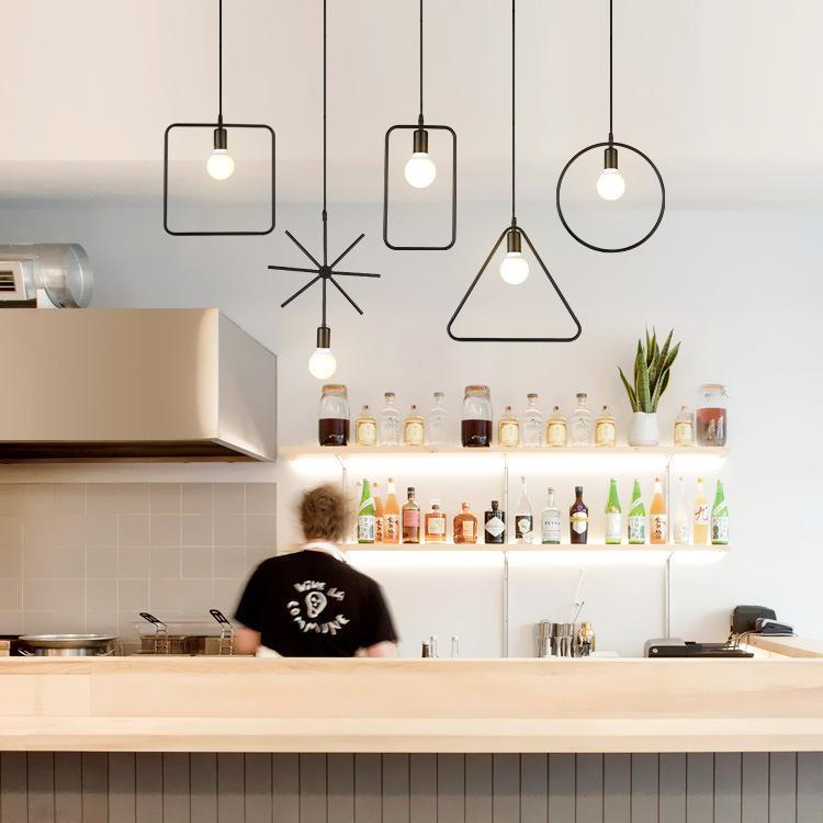 돌 욕실 정착물 LED 벽 달 램프 Lamparas 드 Techo Colgante Moderna Hanglampen 환기 샹들리에