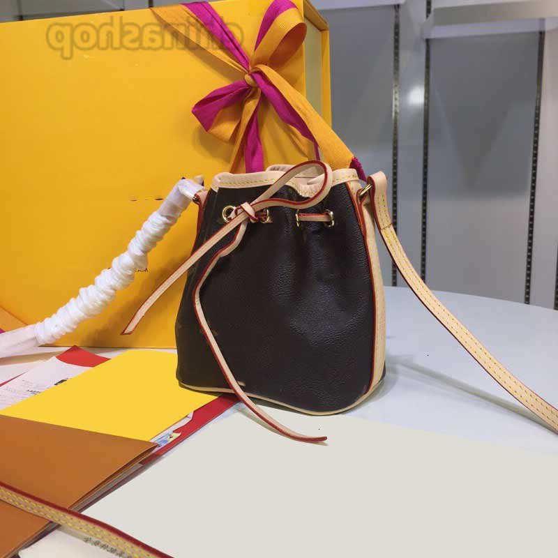 Designer Handtaschen Geldbörsen Frauen Eimer Einfache Mongram Umhängetaschen Crossbody