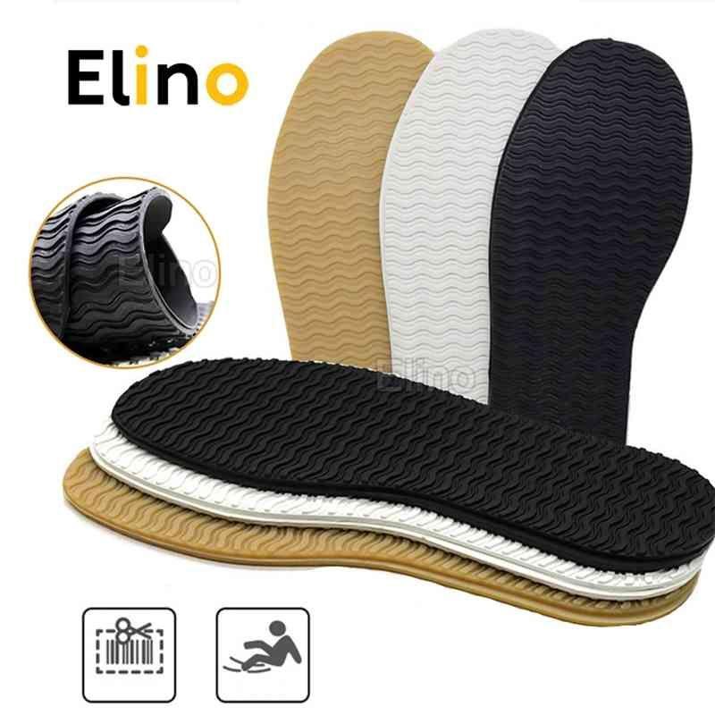 مكافحة الانزلاق سميكة المطاط حذاء باطن للخياطيل الأرض قبضة استبدال كامل وحامي حامي حذاء إصلاح العامل الأحذية ملصقا 210402