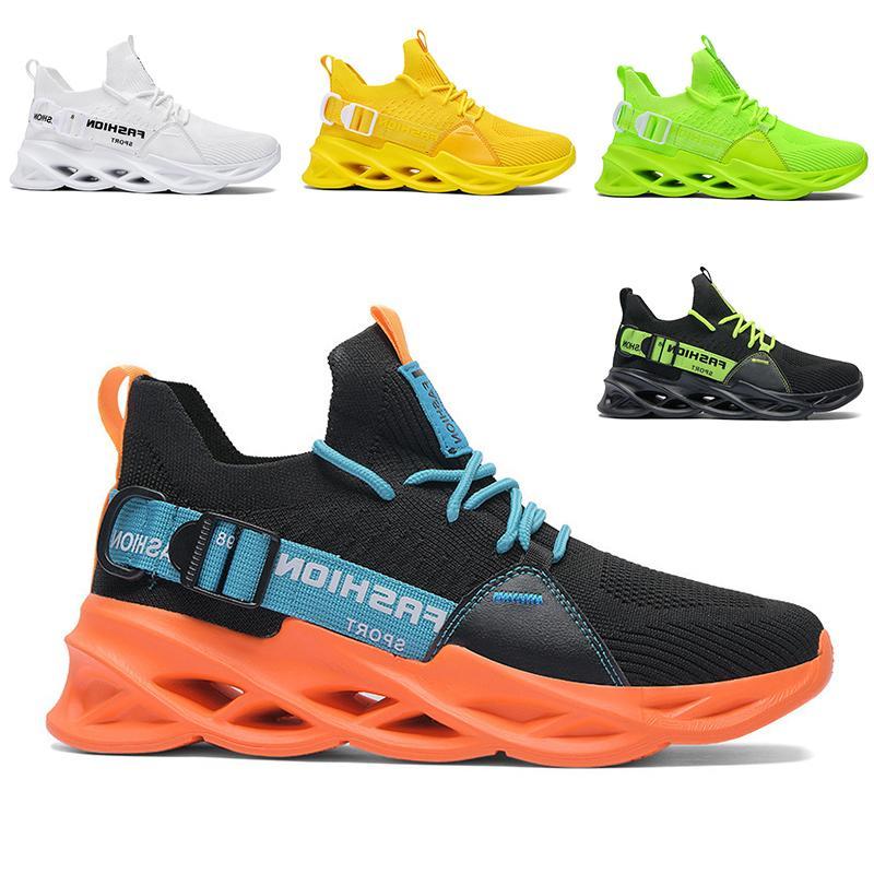 Мужская Женская обувь Трехместный Черный Белый Зеленый Обувь Открытый Мужчины Женщины Дизайнер Кроссовки Спортивные Тренеры Размер 39-46 Кроссовки