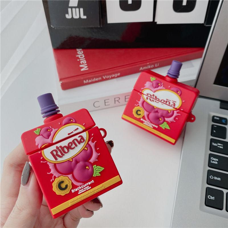 تمتص عصير سماعة الحالات ل airpods الموالية 1/2 الملحقات حامي الألوان اثنين dhl