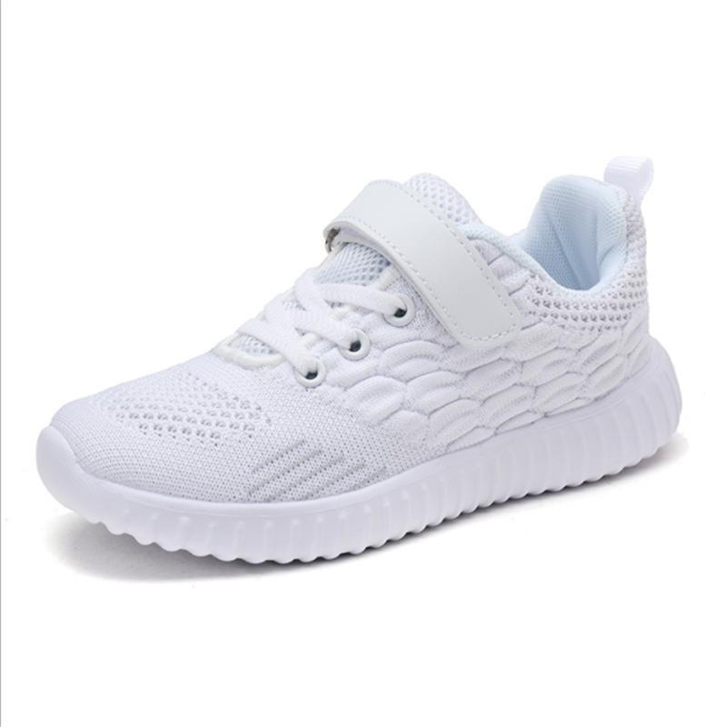 الربيع والخريف أزياء الأطفال عارضة الأحذية خفيفة الوزن الأطفال تشغيل أحذية رياضية مريحة شبكة كل مباراة الأولاد الرياضة الرياضية في الهواء الطلق