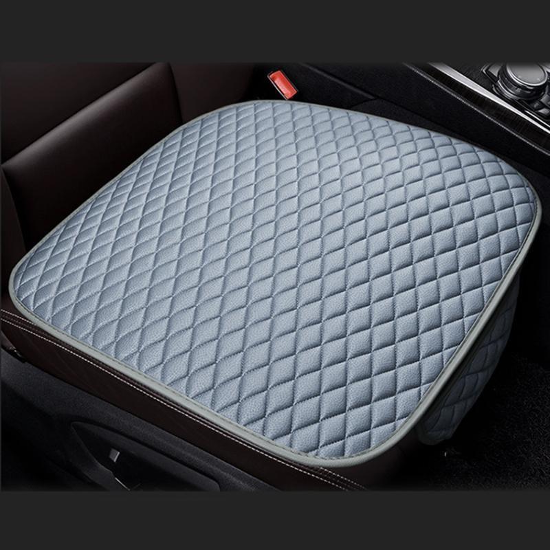 Copertura del sedile auto mezza circondata 1 PZ ACCESSORI DI PROTEZIONE INTERNO ACCESSORI BASSABILE Cinture di sicurezza in cotone