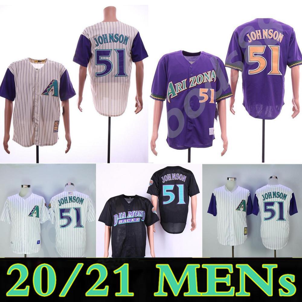 Personalizado Diamondbacks Homens Mulheres Juventude Arizona Jersey 51 Randy Johnson 38 Curt Schilling 21 Greinke 44 Paul Goldschmidt Jerseys de beisebol