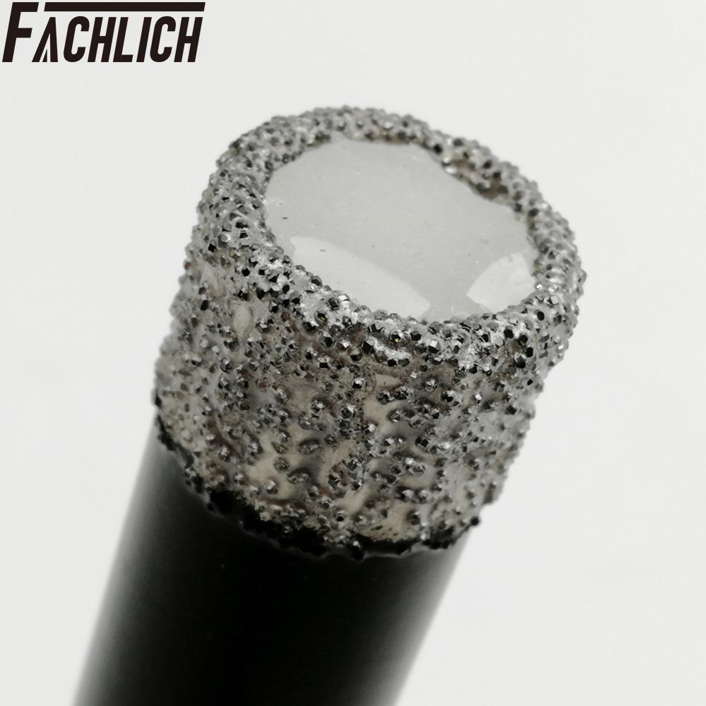 5pcs/pk 14mm Diamond Drill Core Hole Saw for Tile Porcelain Drilling Core Bit Dry Hexagon shank Drill Bits for Granite Marble