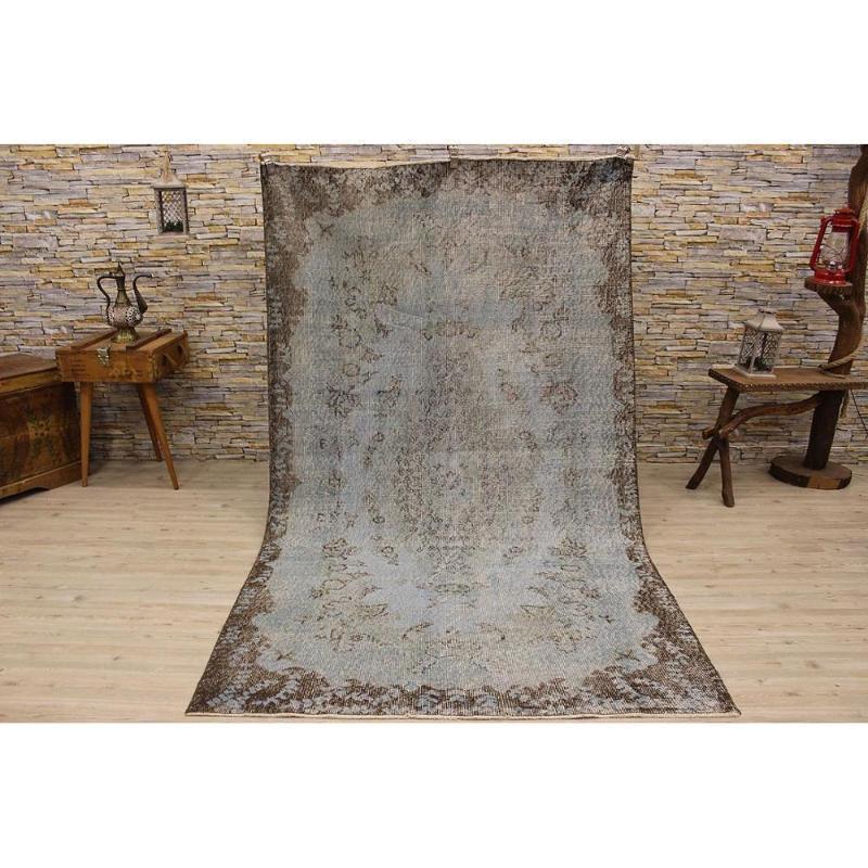 Teppiche 2331-türkisch traditionelle einzigartige echte handgefertigte Wollteppiche, Bereiche Teppich Wohnzimmer Schlafzimmer Küche