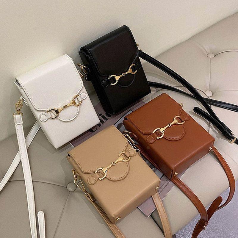 HBP Design PU couro mini bolsas de ombro para mulheres moedas bolsas bolsas bolsas de telefone celular