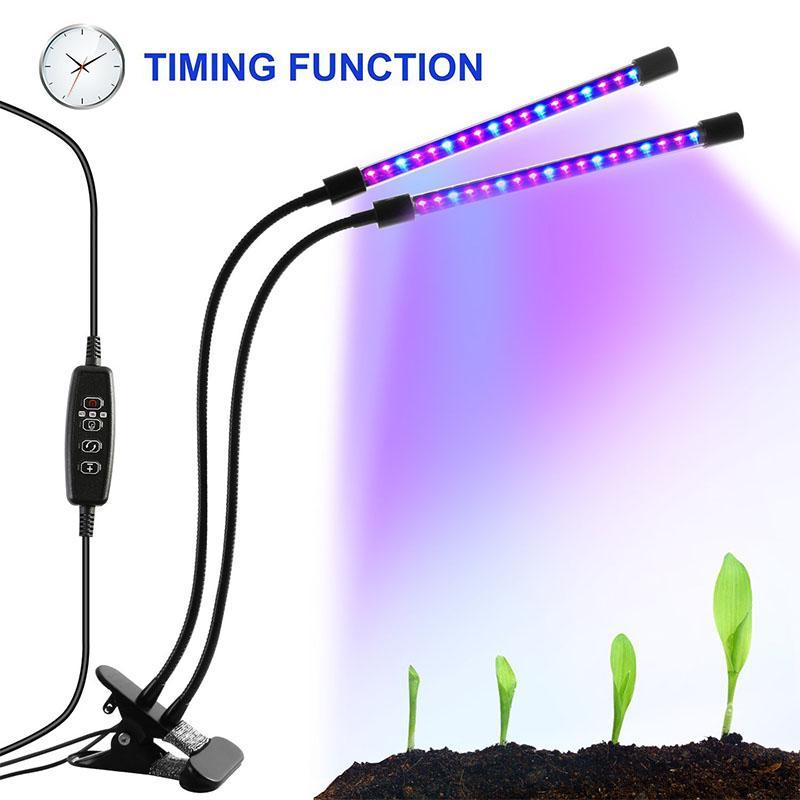 100W LED Lights Power Indoor Grow With USB Powered Full Spectrum Plant Light