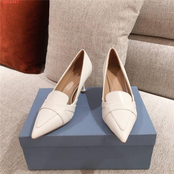 2021 yeni sandalet, tek ayakkabı, stilettos, yüksek topuklu, moda stil, moda stil, deri iç topuklu, yüksek topuklu, 6.5 cm boyutları 35-39