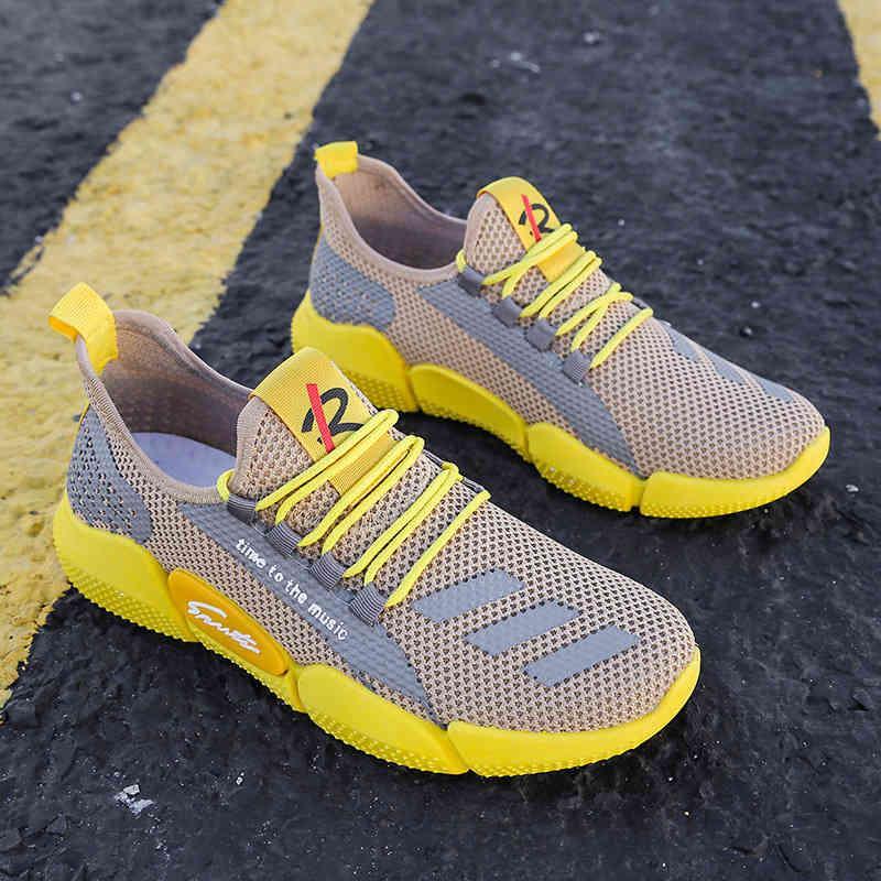 Sapatos claros de verão dos homens Super luz respirável Sapatos de esportes das mulheres Sapatos das crianças Slippers Tamanho 39-44