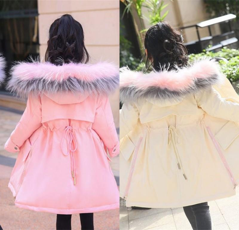 Meninas de jaqueta de crianças meninas longas 2018 nova moda quente venda por atacado vendas 811 x2