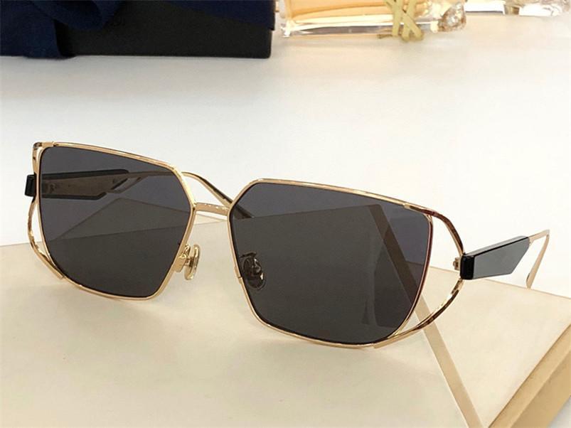 Summer Sunglasses For Men and Women style 52U Anti-Ultraviolet Retro Plate Full Frame fashion Eyeglasses Random Box