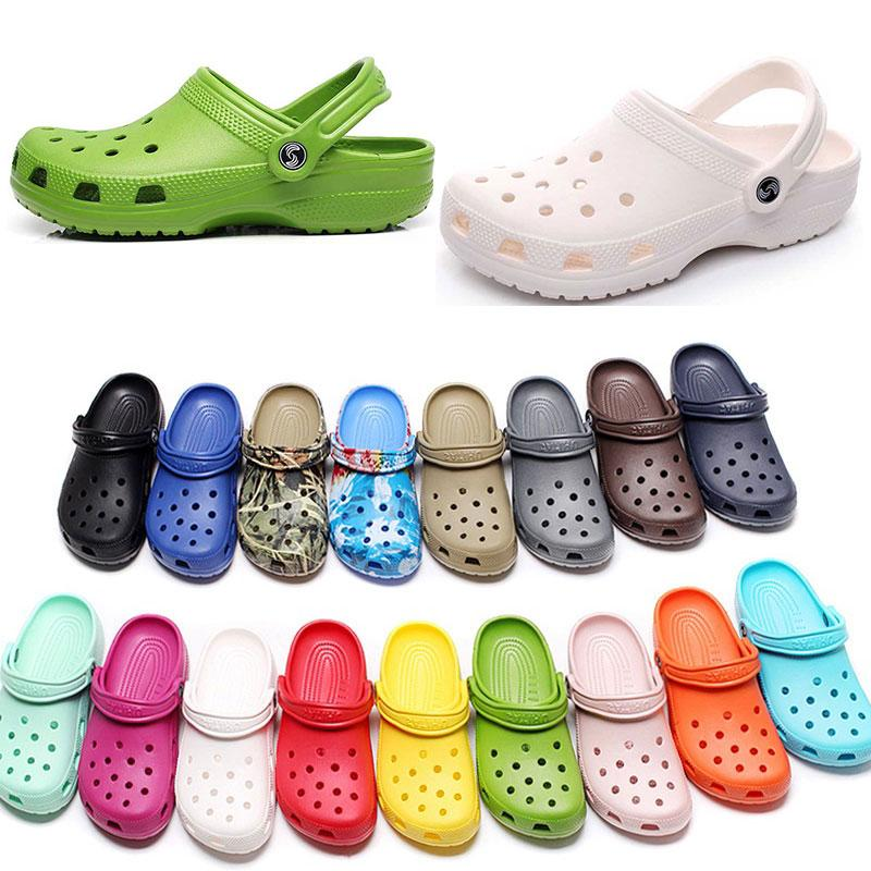 263 캐주얼 해변 오염 방수 신발 남성용 패션 슬립 여성 슬리퍼 작업 의료 샌들