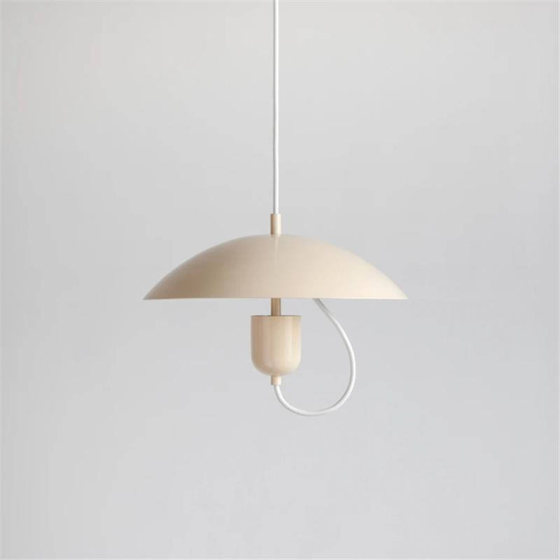 Pendant Lamps Nordic Wrought Iron LED Lights Modern Living Room Dining Bedroom Household Hanging Model