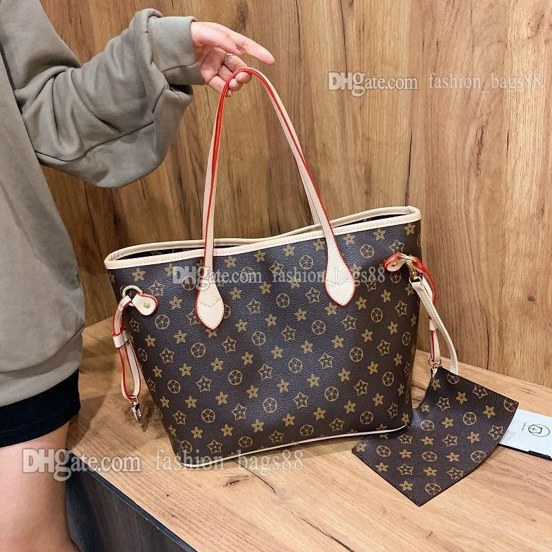 Luxurys designers bolsas + carteira 2 peças bolsas bolsas de ombro cadeia crossbody clássico designer para mulheres bolsa de couro tote presentes festival