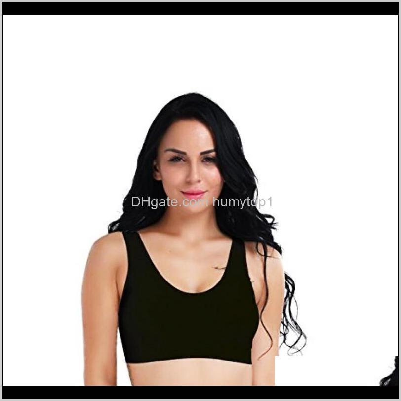 Outfits High Quality 9 Colors Seamless Sport Fashion Sexy Yoga Bra 6 Size Factory Directly Sales Weo8U D2Lzb