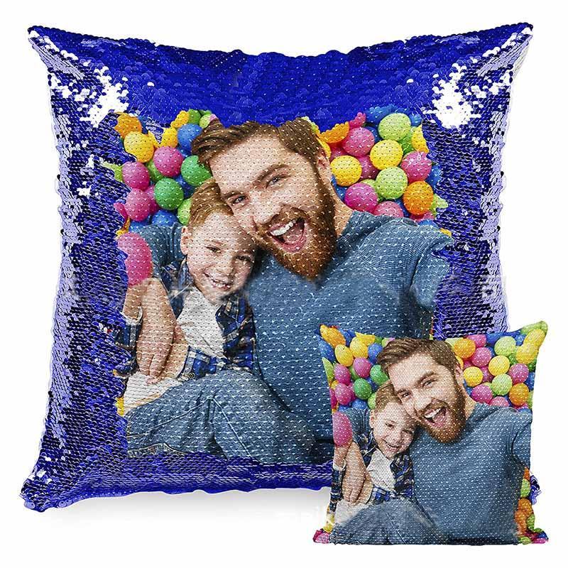 11 farben diy sublimation leer 40 * 40 pailletten couch kissenbezüge kreativität mode kissenbezug dekoration geschenk kissenlip