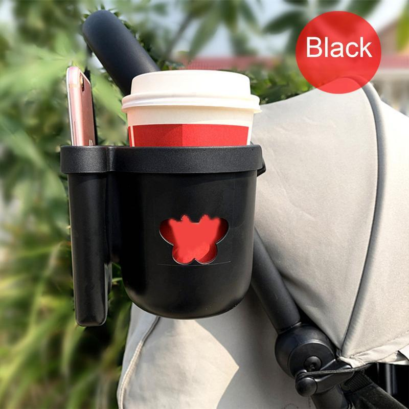 Universal Stroller Cup Holder Bicycle Wheelchair Bottle Water Cups Outdoor Baby Umbrella Cart Accessory Parts & Accessories