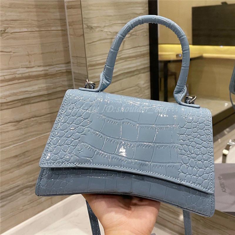 Carteiras famosas bolsas de ombro Bolsa de heligor de alligator bolsas bolsas crossbody crocodilo carteira mochila tote mulheres luxurys designers sacos 2021 bolsa