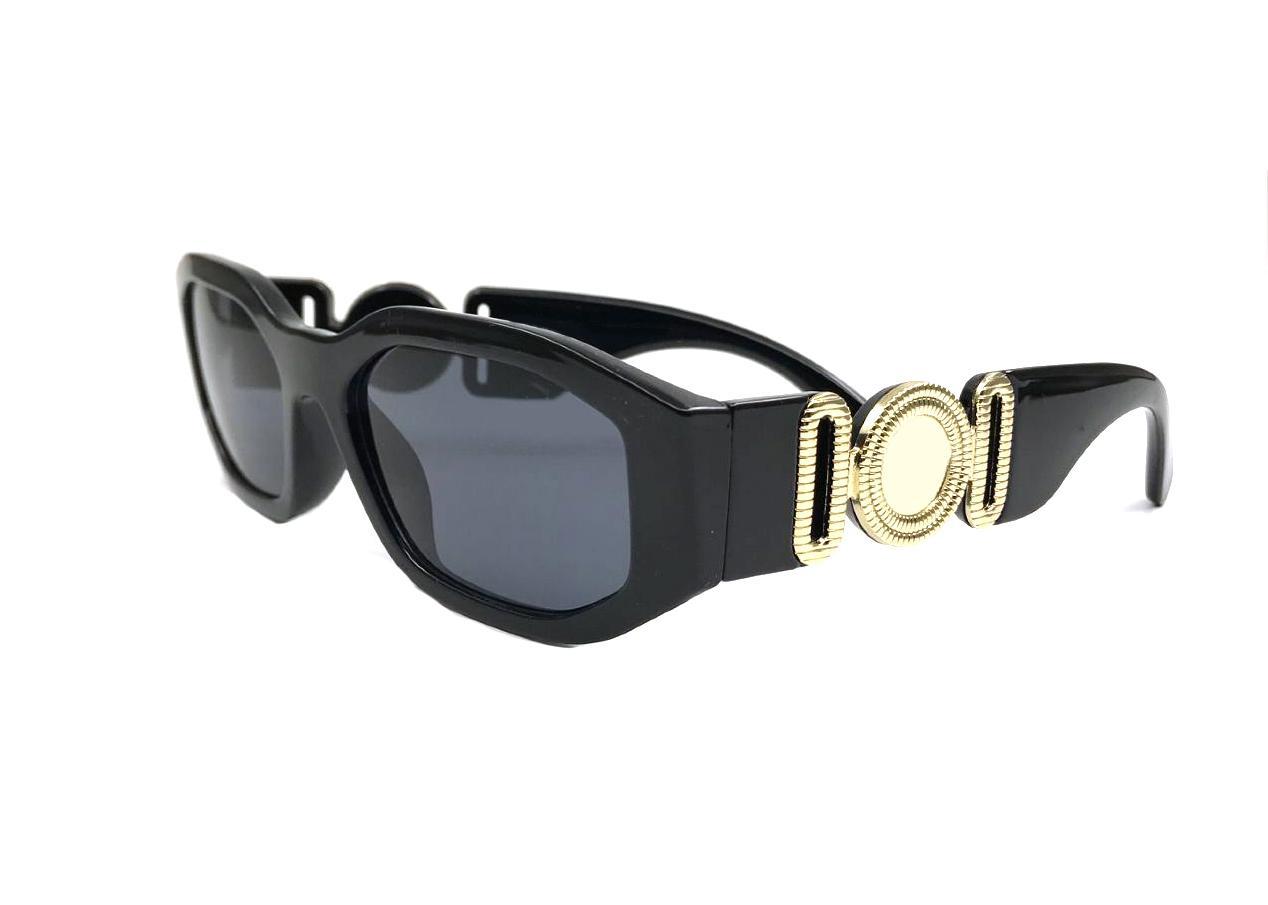 أزياء الرجال النساء شخصية غير النظامية إطار صغير نظارات خمر ظلال في الهواء الطلق الصيف النظارات النظارات oculos تأتي مع مربع والحالة