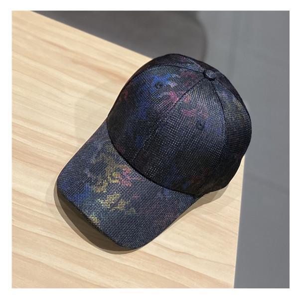 fashion ball cap black white pink color mens bucket hats kanye designer men hat mesh ventilation in summer sun protection caps wholesale autumn Clothes Accessories