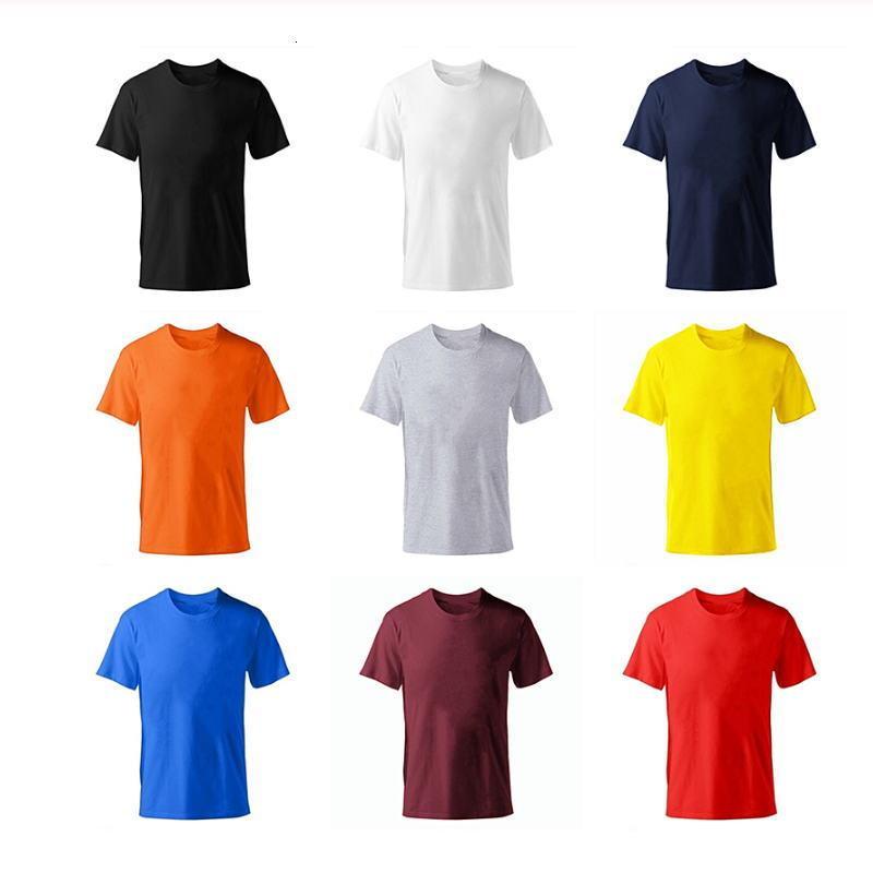 بلون بلون تي شيرت رجالي أزياء 100٪٪ القمصان الصيف قصيرة الأكمام تي بوي تزلج شيرت بلايز