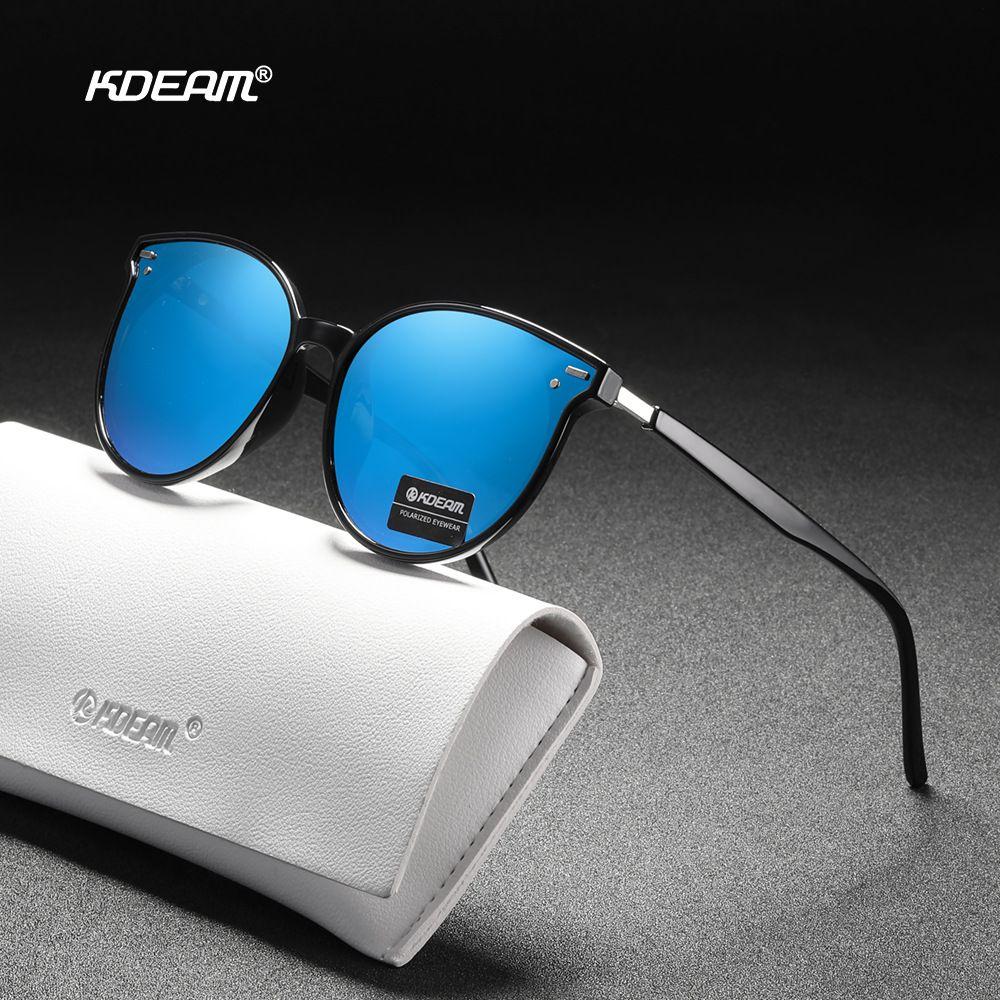 2021 Moda para hombre mujeres gafas de sol KD350 gafas de ojos gafas TR90 Gran marco Anti ultravioleta Gafas de sol polarizadas