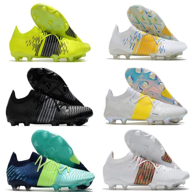 Neymar Jr. Sapatos de Futebol 2021 Homens Futuro Z 1.1 Pro Cuidados de tribunal Sapatos Lazertouch FG Golhas de futebol masculino Yakuda Loja Online Dropshipping Treinamento de futebol