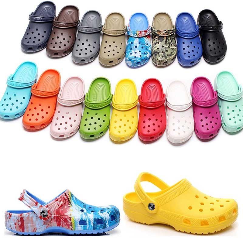 36-47 캐주얼 해변에서 패션 슬립 방수 신발 남성 클래식 간호 Clog 병원 여성 슬리퍼 작업 의료 샌들 90 5