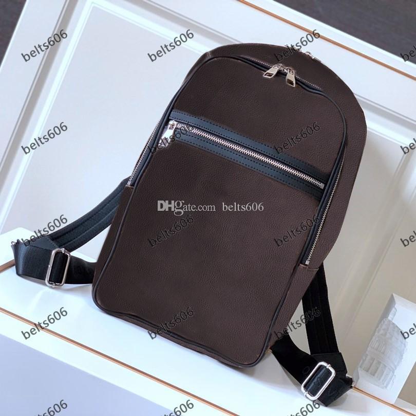 Рюкзаки рюкзаки для мужчин MOCHILAS кожаный мини 2021 оптом школьные сумки Mochila красочный узор классический мода ретро шить