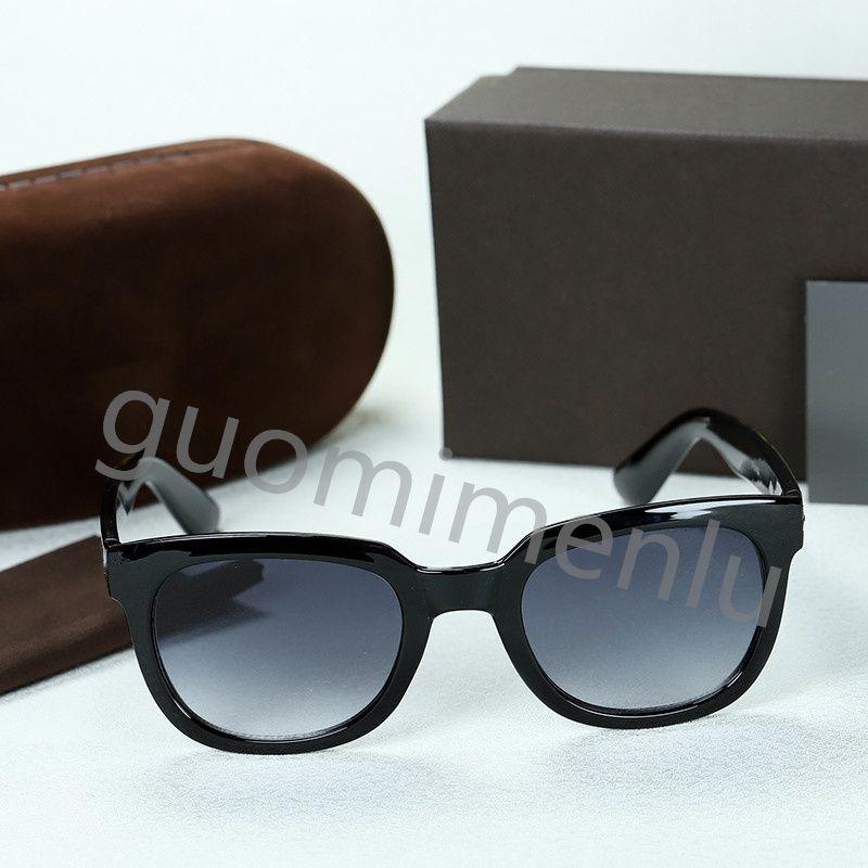 Top Qualtiy Mode Tom Sunglasses für Männer Frauen Erika Eyewear Ford Designer Marke Sonnenbrille Mädchen Liebe Brillen mit Original Box und Fall TF211