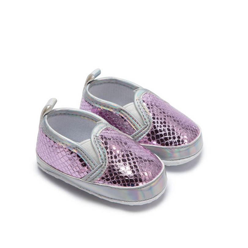 طفل أول مشوا أحذية طفل الأحذية الأخفاف الفتيات الناعمة الوليد الجوارب جلد B7375