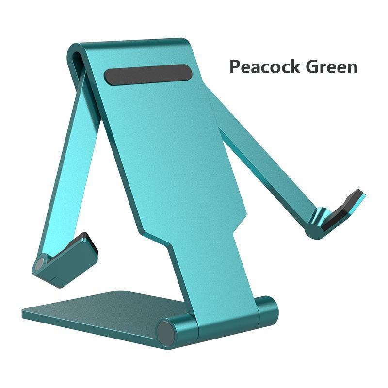 Multi-ângulo ajusta o telefone portátil montagem preguiçoso da tabuleta dobrável universal da montagem para o ipad