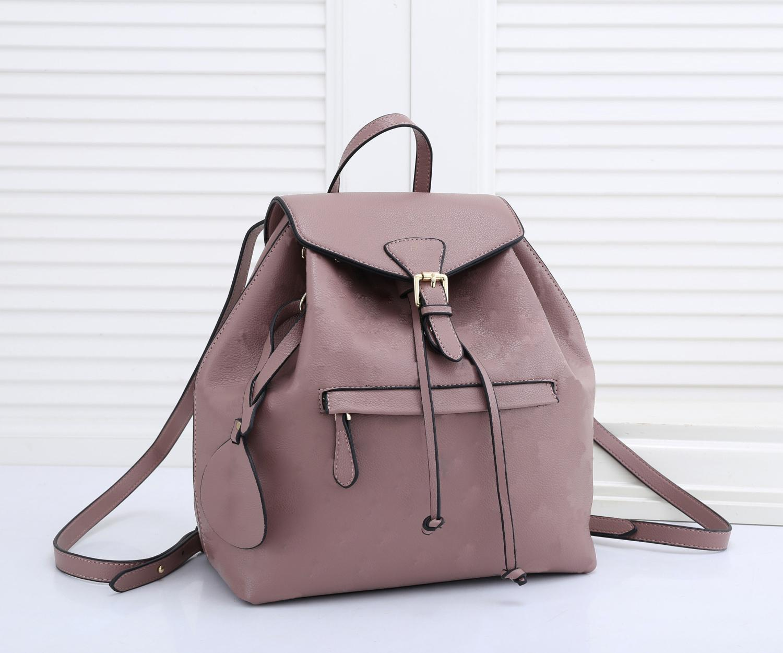 2021 Высококачественная мода роскошная рука, плечо, женский рюкзак верхняя кожа дизайнерская сумка Size27 14 30 # 8230