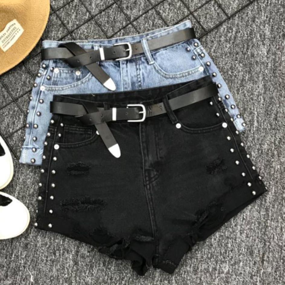 Летние Kralen повседневные винтажные женские джинсовые джинсовые джинсы