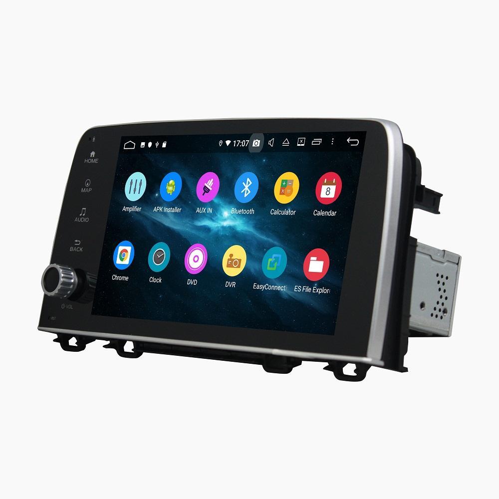 "Carplay Android 자동 9 ""DSP PX6 안드로이드 10 자동차 DVD 플레이어 스테레오 라디오 GPS 네비게이션 블루투스 5.0 WiFi For Honda CR-V CRV 2017-2019"