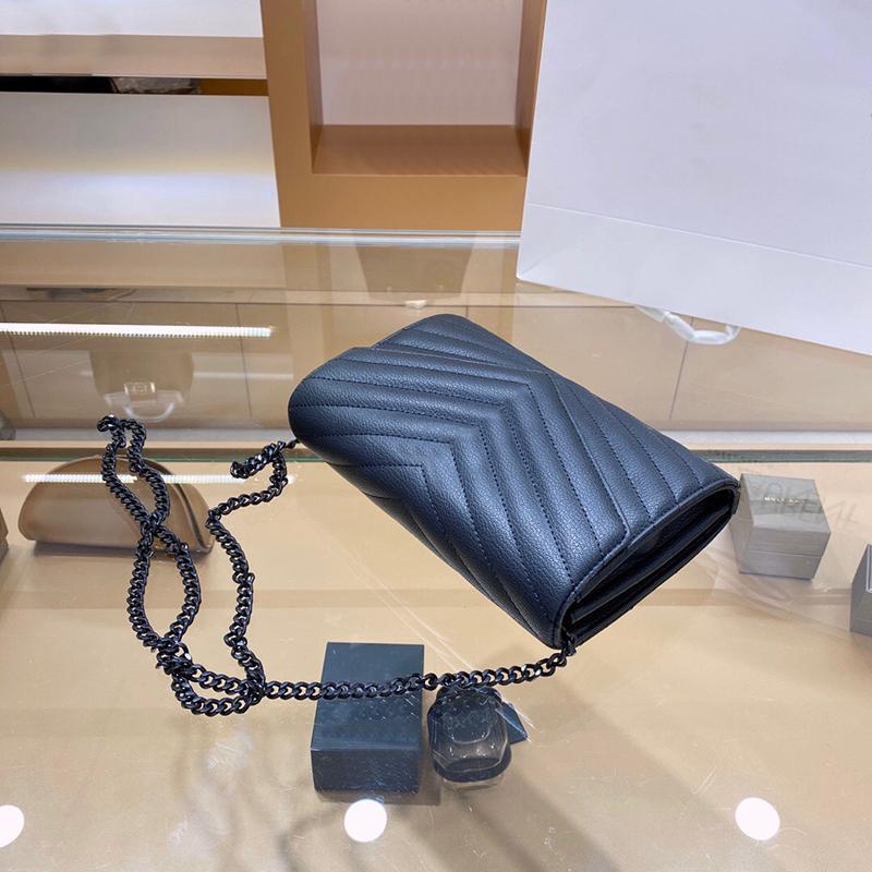 bolsa envelope ysl Saco de mulher flap bolsa caixa envelope crossbody sacos de couro de alta qualidade mulheres bolsa de mensageiro