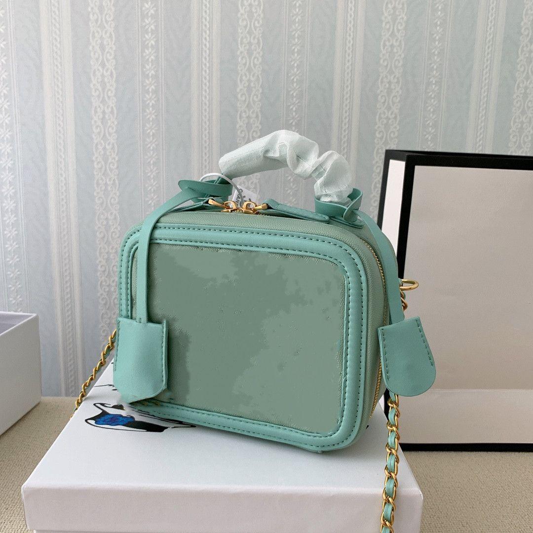 Sacos de Câmera Feito Tecidos Caviar Todo o Tempo Para Mais Bonito Você Pode Um Ombro Desgastado Mostrar Elegante Temperamento é Super Mulher Correntes Lazer Bag