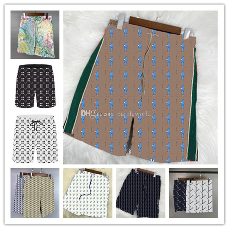 8 Stili Costumi da bagno da uomo estate Bretabale Maglia Pantaloncini Lunghi Biancheria intima Casuals Casual Personalità Adolescenti Trunks Abbigliamento