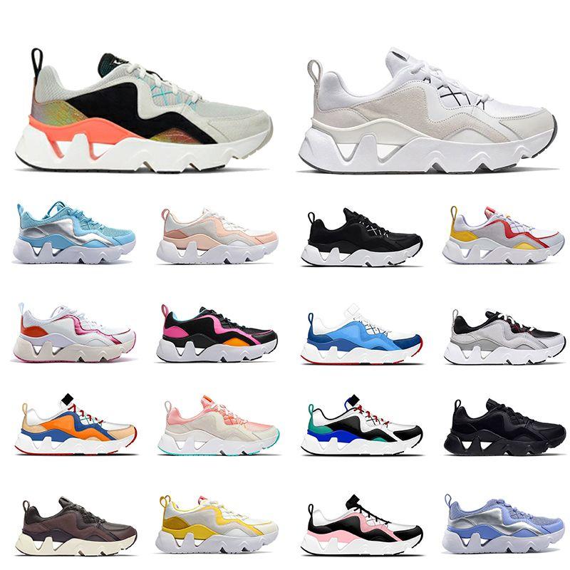 Nike RYZ 365 RYZ 365 Erkekler Bayan Koşu Ayakkabıları Yaz Nefes Rahat Boyutu 36-44 Spor Ayakkabı Koşucular Açık Koşu Tenis Siyah Beyaz Sarı Sneakers Eğitmenler