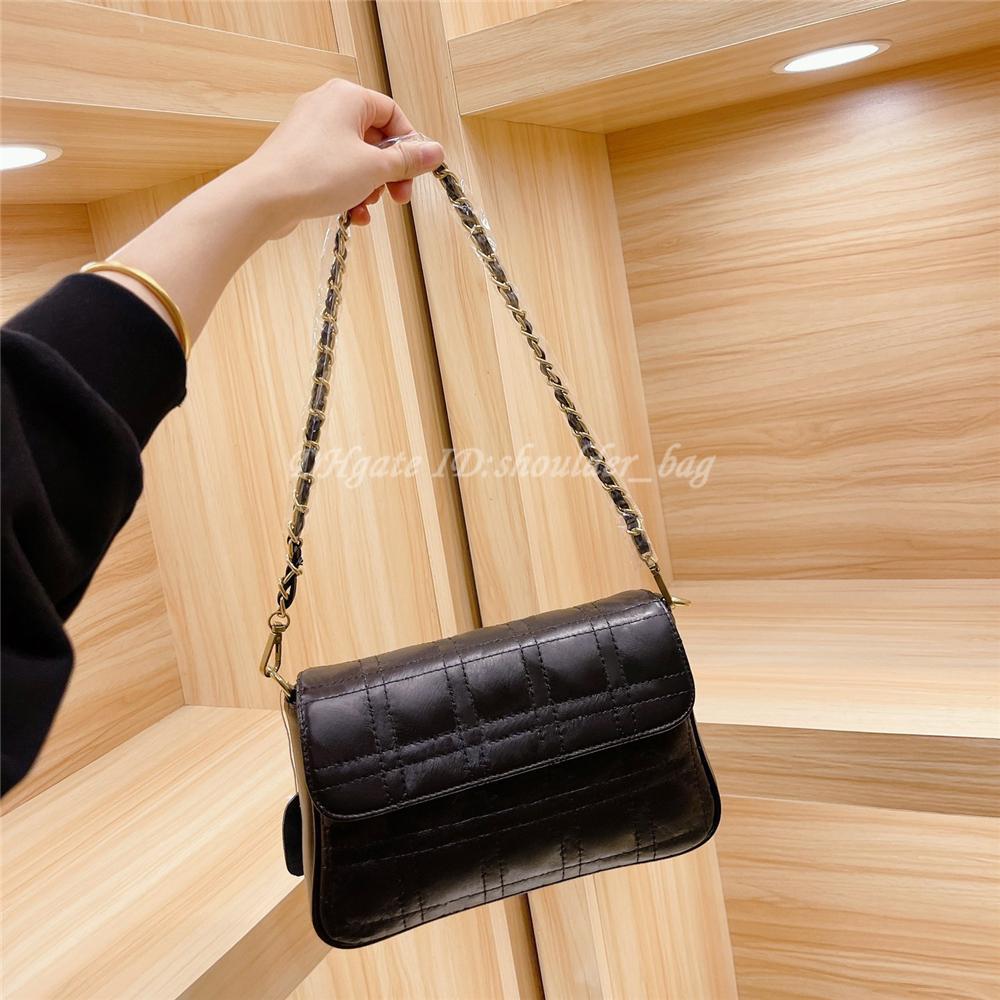 2021 SS Damen Luxus Mode Taschen Diamant Gitter Römische Riemen Metallbuchstaben Kunstwerk Berühmte Deisen Messenger Umhängetasche Kreuzkörper Handtaschen