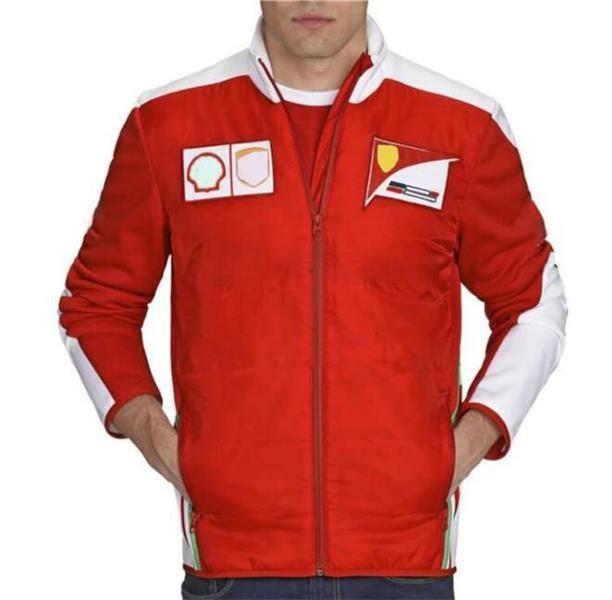 F1 Formula One Racing Pull 2021 Nouveau maillot de sport avec la même personnalisation