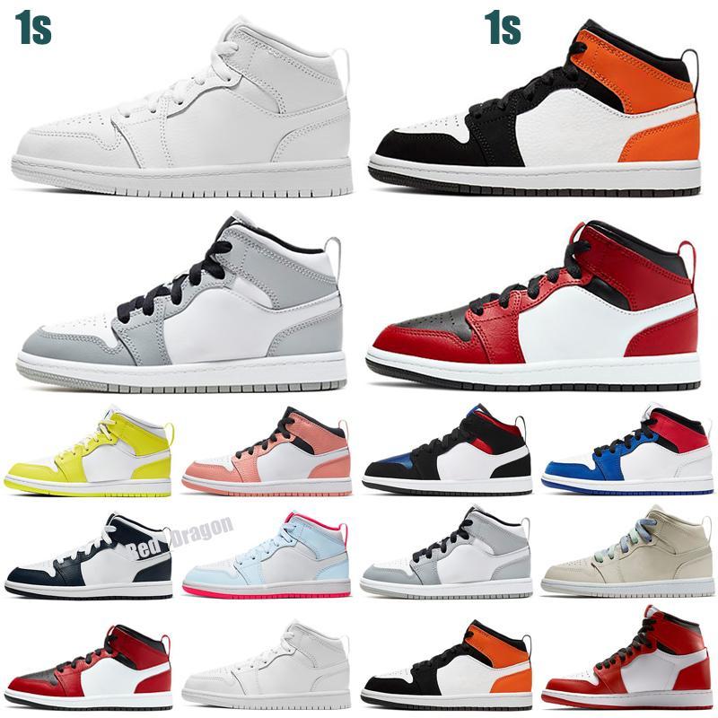 Nike air max jordan 6 retro 2018 Çocuk 6 Basketbol ayakkabı Erkek Kız için Kızılötesi Carmine 6 s UNC Toro Hare Oreo Maroon Gençlik Spor Sneakers Comic Çocuklar boyutu EU28-35