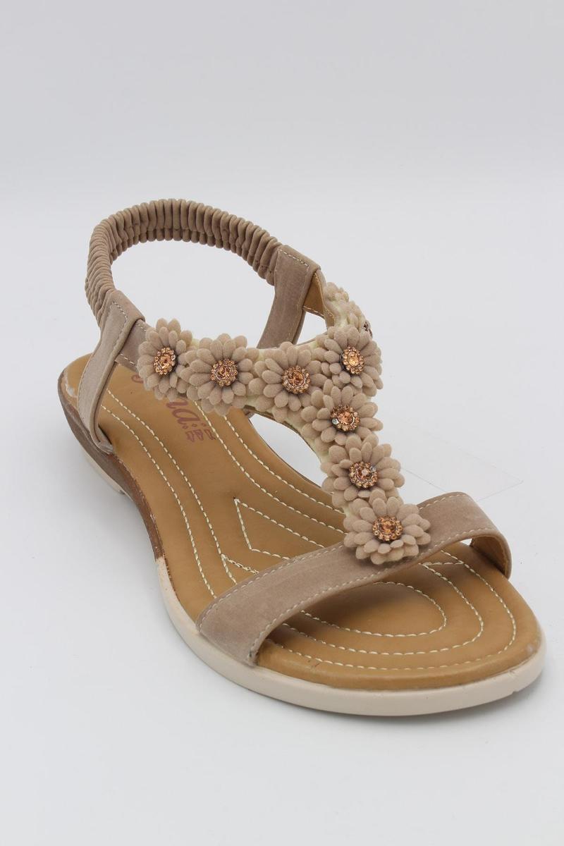 Sandali donne floreali
