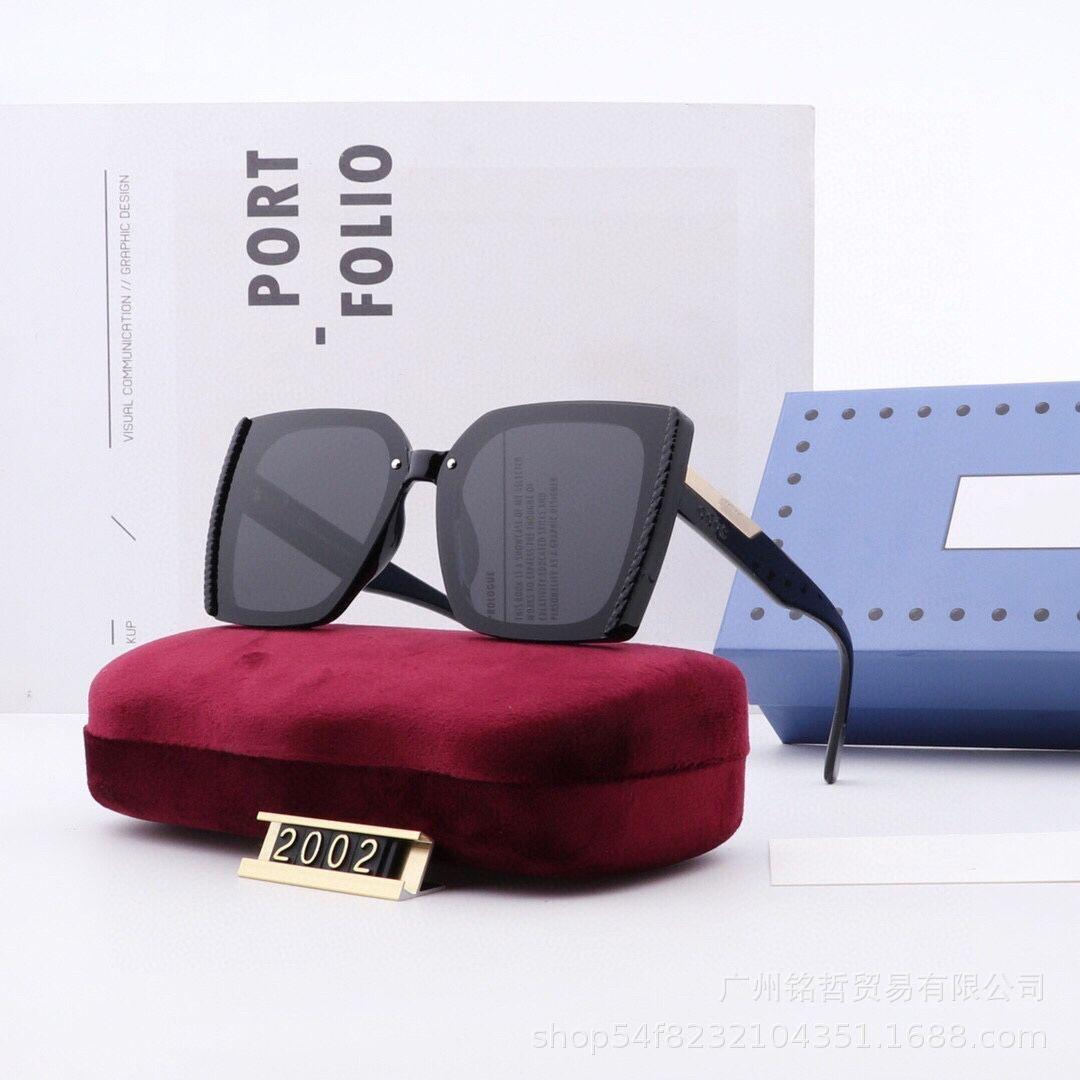 Commercio all'ingrosso di lusso 2021 occhiali da sole polarizzati occhiali da donna per donna moda wan