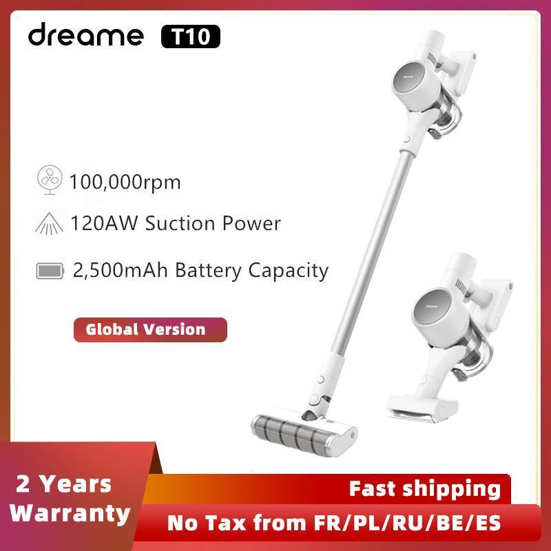 Dreame V11SE المحمولة مكنسة كهربائية لاسلكية نظافة OLED المحمولة الكرات 25 كيلو با الكل في واحد جامع الغبار الكلمة السجاد المنظفات