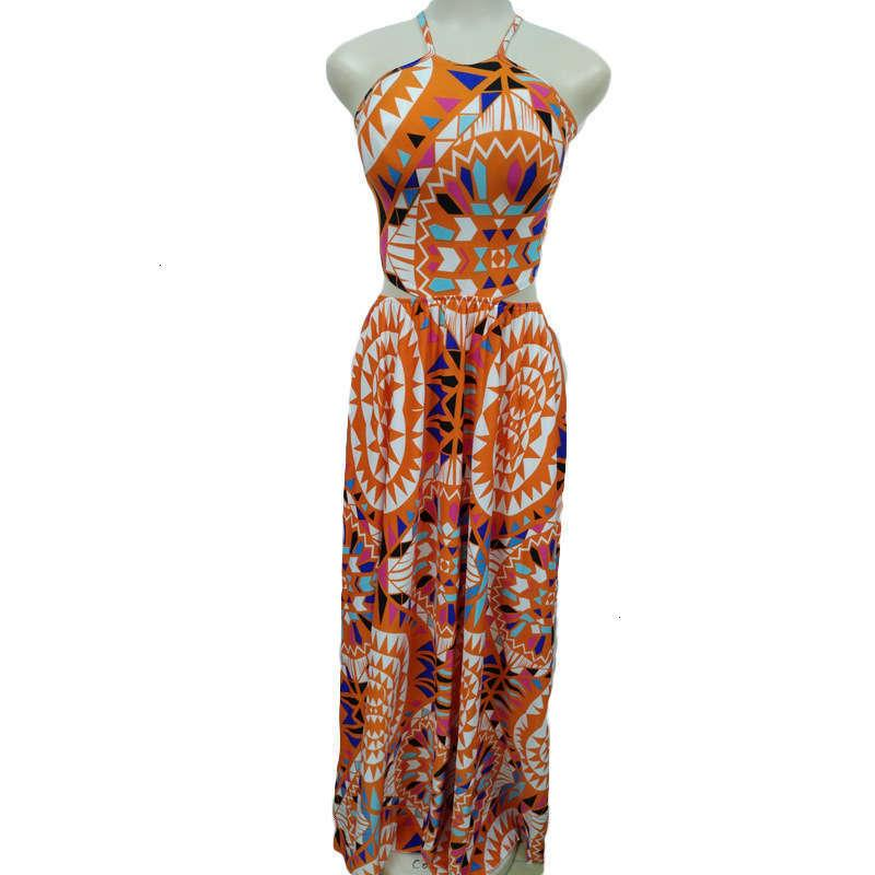 Größe Big Casual Dresses Sling Sexy Digital Printing Mode Swing Dress